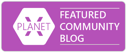 Featured Xamarin community blog